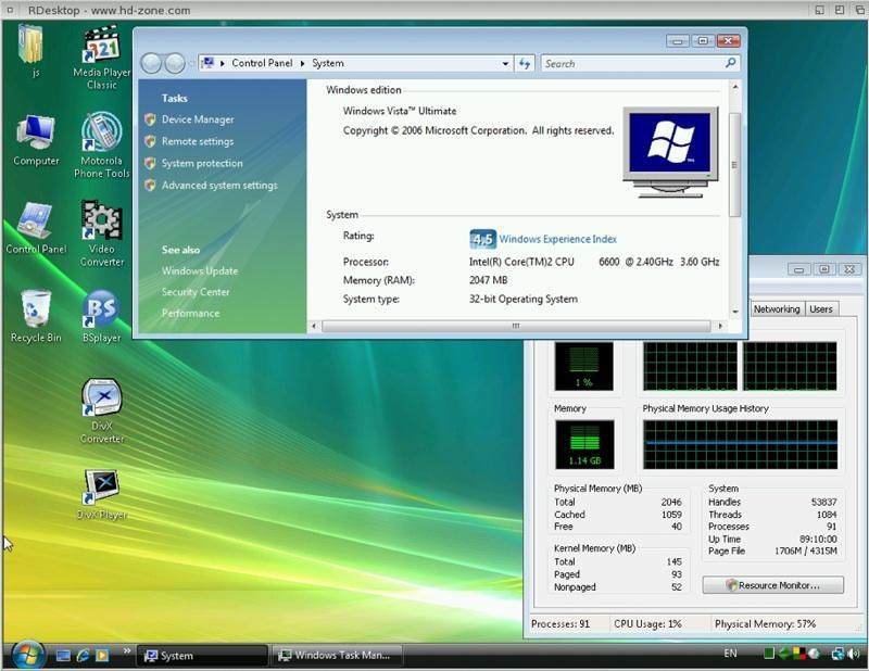 RDesktop | AmigaOS