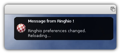 Ringhio Notification System